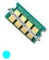 Picture of Cyan Compatible Toner Reset Chip - suits Lanier SP C311N
