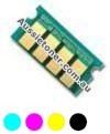 Picture of Bundled Set of 4 Compatible Toner Reset Chips - suits Lanier SP C220N