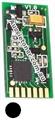 Picture of Black Compatible Toner Reset Chip - suits Lanier MP C3500