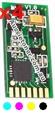 Picture of Bundled Set of 4 Compatible Toner Reset Chips - suits Lanier SP C431DN