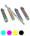 Picture of Bundled Set of 4 Compatible Toner Cartridges - suits Lanier MP C3500