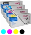 Picture of Bundled Set of 4 Compatible Toner Cartridges - suits Xerox ApeosPort-IV C2270